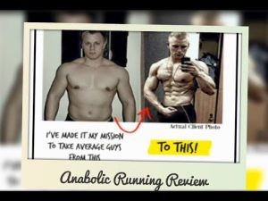 Anabolic Running workouts
